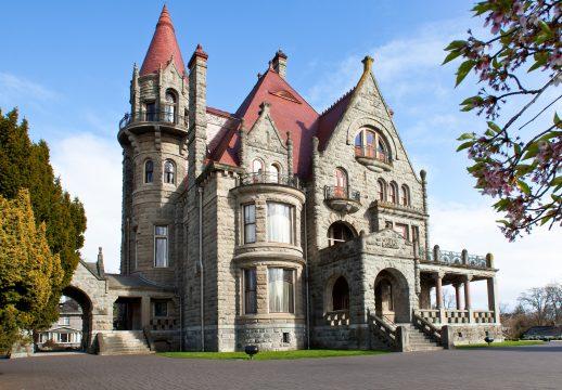 Craigdarroch Castle with Victoria's Culture