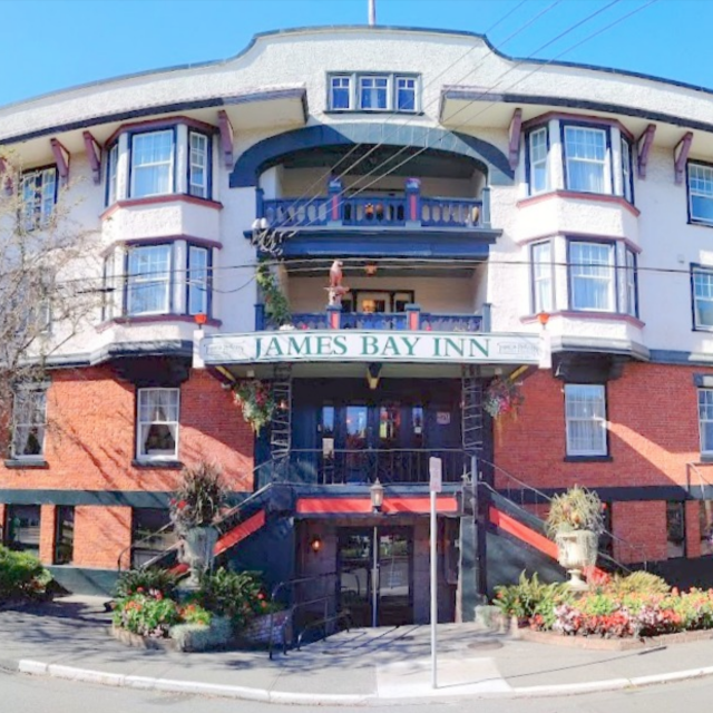 James Bay Inn - Exterior