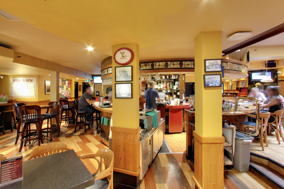 James Bay Inn - Restaurant