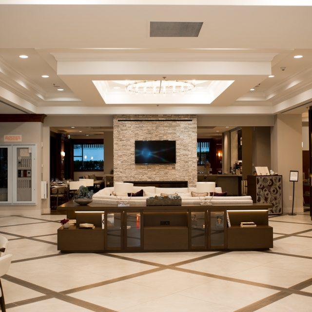 Marriott Lobby