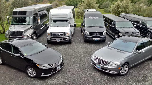 LA Limousine Fleet