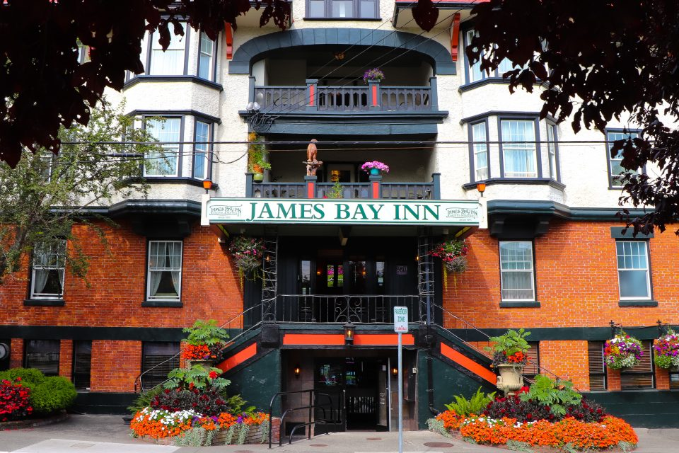 James Bay Inn Front