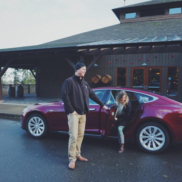 Tesla Tour Attractions Victoria, BC