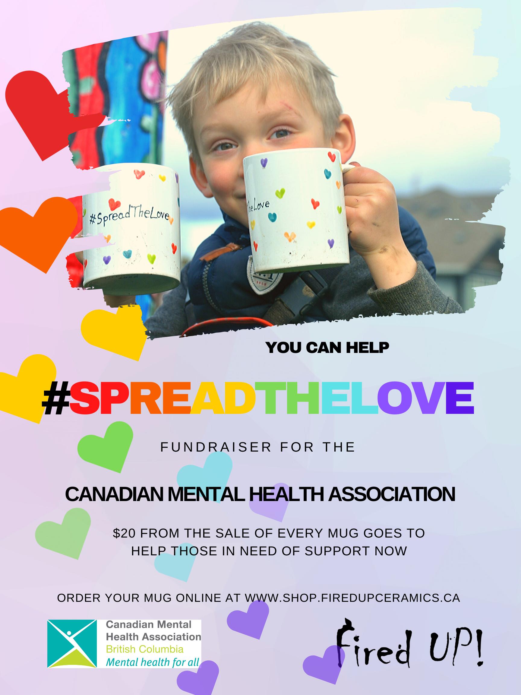 Spreadthelove poster